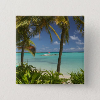 French West Indies, Guadaloupe, Grande Terre, 2 Pinback Button