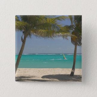 French West Indies, Guadaloupe, Marie, Galante 2 Button