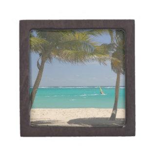 French West Indies, Guadaloupe, Marie, Galante 2 Keepsake Box