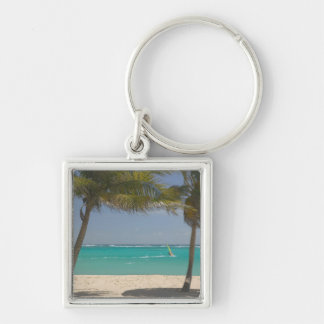 French West Indies, Guadaloupe, Marie, Galante 2 Keychain
