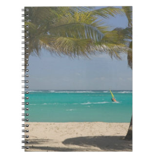 French West Indies, Guadaloupe, Marie, Galante 2 Notebook