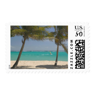 French West Indies, Guadaloupe, Marie, Galante 2 Postage