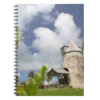 French West Indies, Guadaloupe, Marie, Galante Spiral Note Books