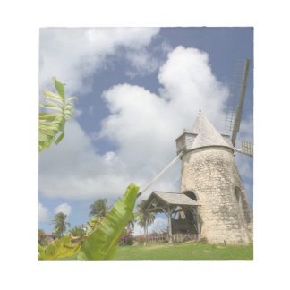 French West Indies, Guadaloupe, Marie, Galante Note Pads