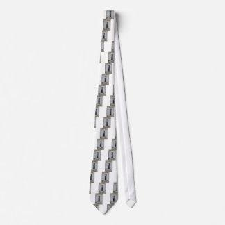 French window tie