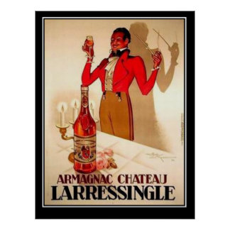 French Wine Promotion Vintage poster