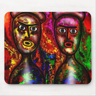 French winemakers by rafi talby mouse pad