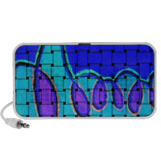 French With an African Touch Portable Speaker