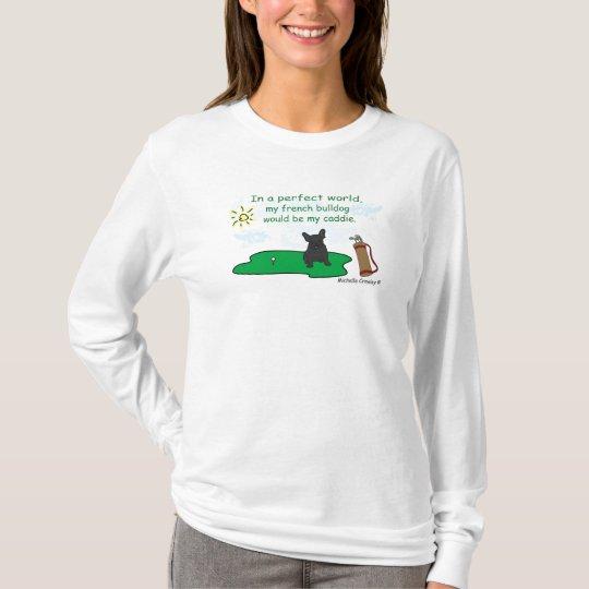 FrenchBulldogBlk T-Shirt