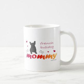 FrenchBulldogBlkMommy Mugs