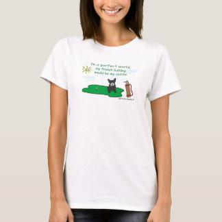 FrenchBulldogBlkWt T-Shirt
