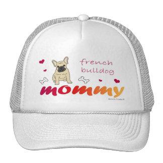 FrenchBulldogFawnMommy Trucker Hat