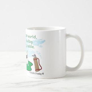 FrenchBulldogWt Coffee Mugs