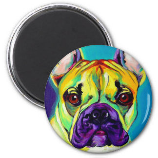 Frenchie #2 magnet