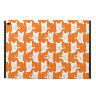 Frenchie Boo Boo Halloween Ghost Powis iPad Air 2 Case