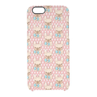 Frenchie Can Do It With You Clear iPhone 6/6S Case