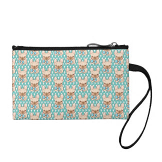 Frenchie Can Do It With You Coin Wallet