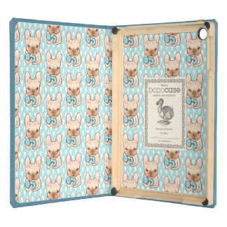 Frenchie Can Do It With You Cover For iPad Air