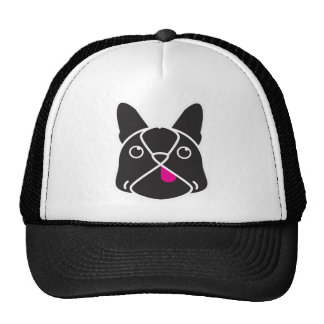Frenchie Face Trucker Hat