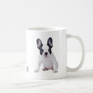 Frenchie - French bulldog puppy Coffee Mug
