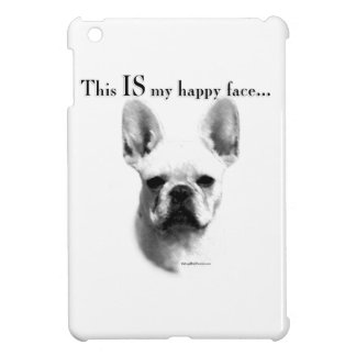 Frenchie Happy Face Case For The iPad Mini