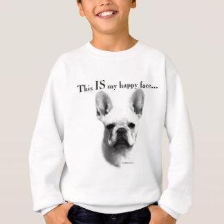 Frenchie Happy Face Sweatshirt