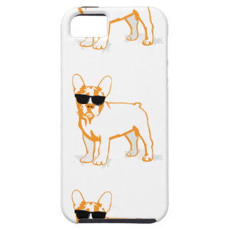 Frenchie Howlelu iPhone SE/5/5s Case