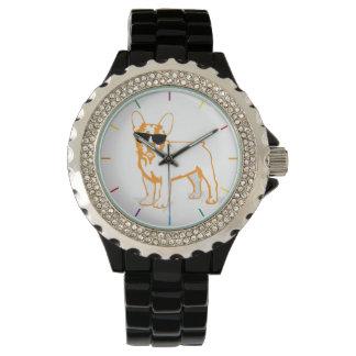 Frenchie Howlelu Reloj