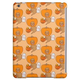 Frenchie in costume for Halloween party iPad Air Cases