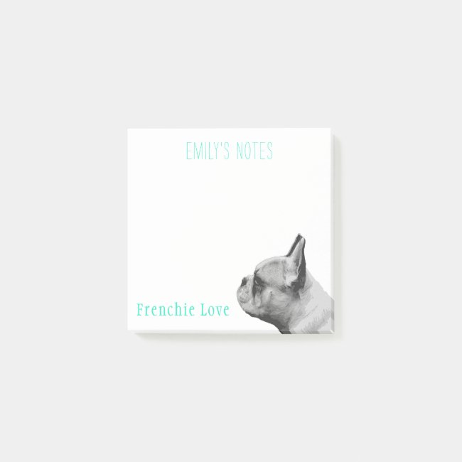 Frenchie Love | Personalized French Bulldog