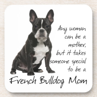 Frenchie Mom Coasters