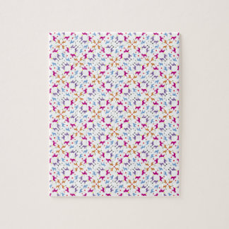 Frenchie Pattern Puzzle
