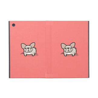 Frenchie poner crema iPad mini protector