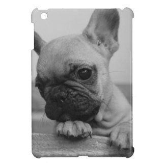 Frenchie puppy cover for the iPad mini