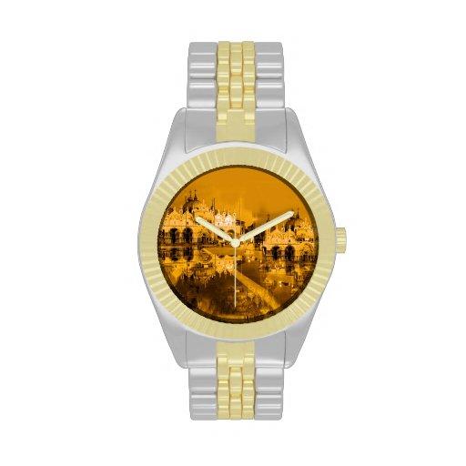 frenchie reloj de mano