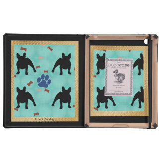 Frenchie Shadow iPad Covers