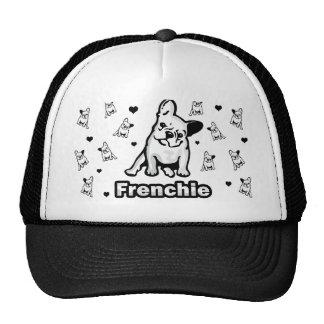 Frenchie Trucker Hat