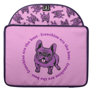 Frenchies Are The Best MacBook Pro Sleeves