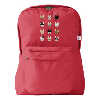 Frenchies Family American Apparel™ Backpack