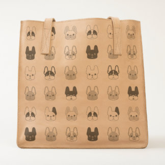 Frenchies Family Tote