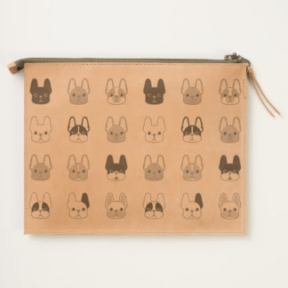 Frenchies Family Travel Pouch