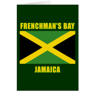 FRENCHMANS BAY Jamaica Beach Tshirts, Gifts Card
