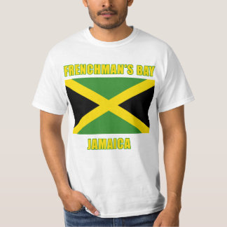 FRENCHMANS BAY Jamaica Beach Tshirts, Gifts T-Shirt