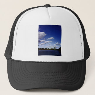Frenchmans bay trucker hat