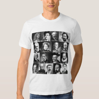 Frenchmen of Letters T-shirt