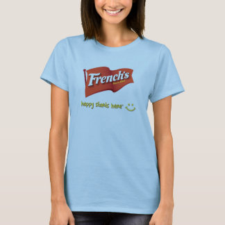 French's Happy Starts Here T-Shirt