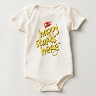French's Onesy Baby Bodysuit