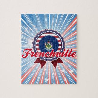 Frenchville YO Puzzle Con Fotos