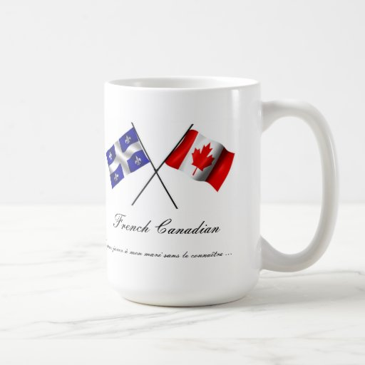 Frenchy Classic White Coffee Mug