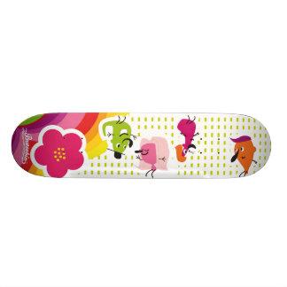 Frenchy familly skate board decks